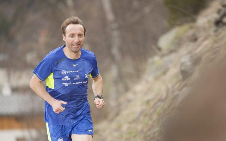 Fabien Antolinos Team terre de running