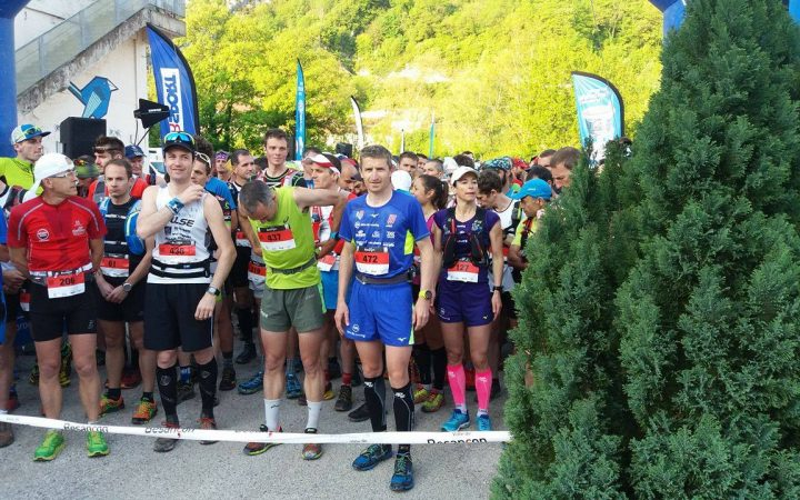 team TDR trail des forts