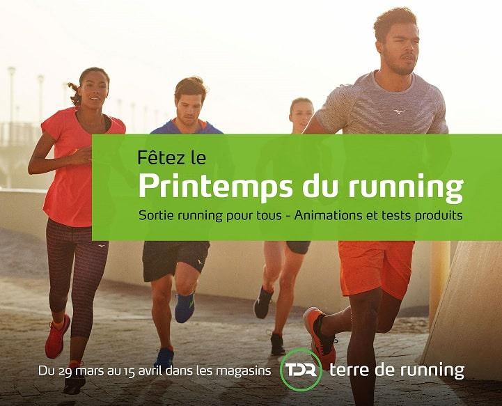 printemps du running terre de running
