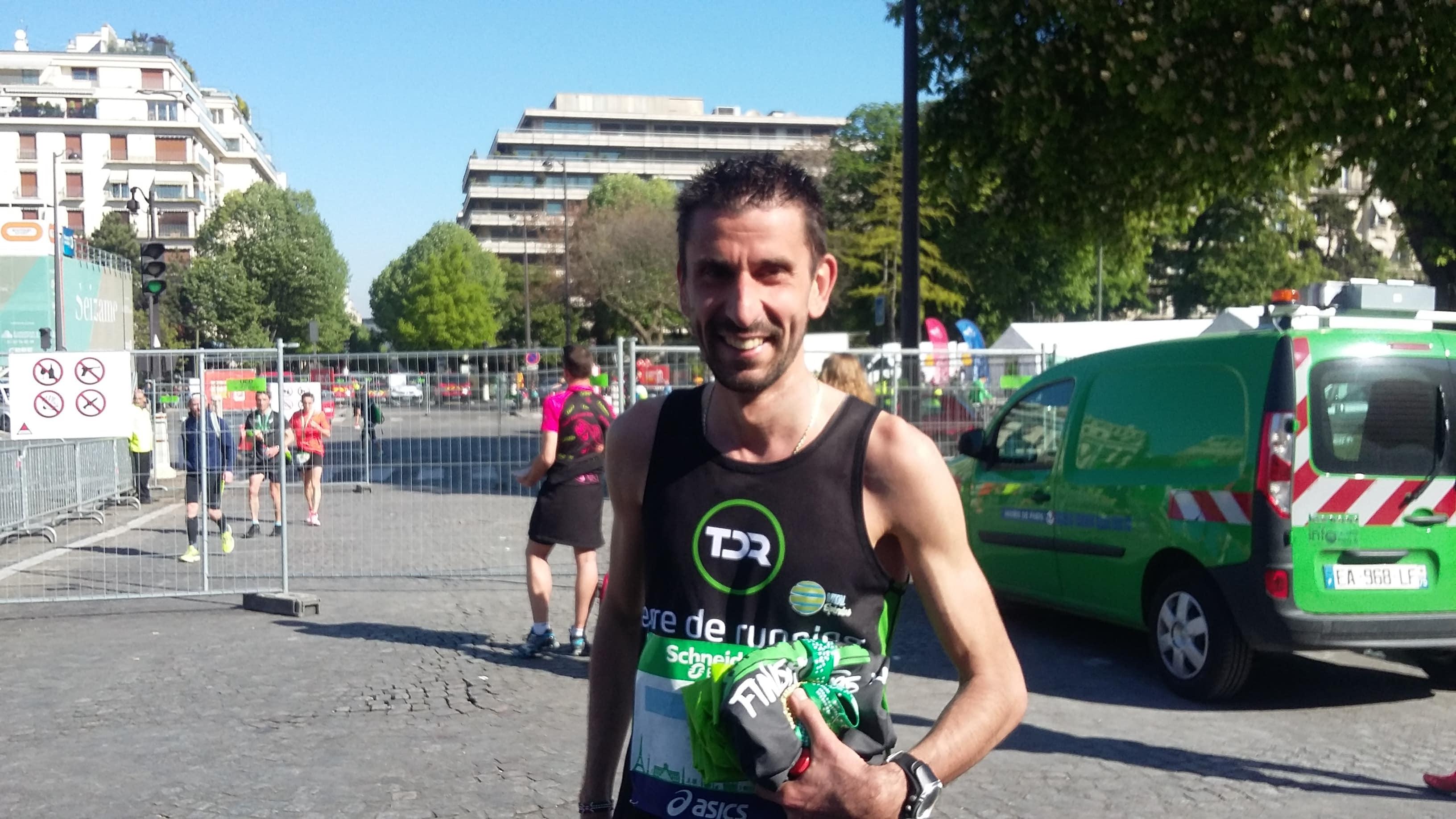julien masciotra marathon