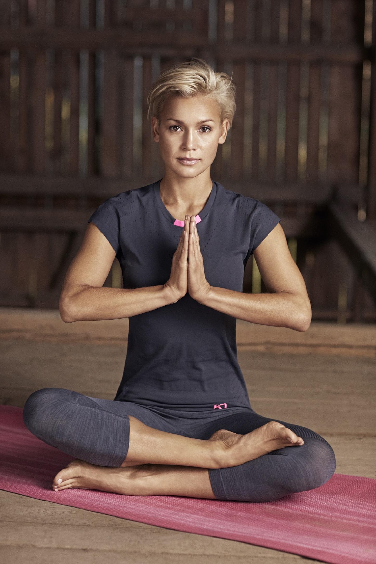 intérêt yoga et running