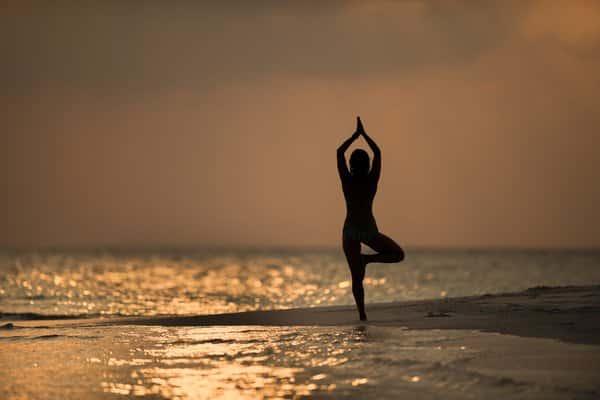 yoga et course à pied