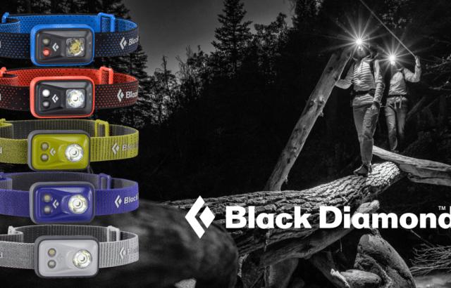 Quelle frontale Black Diamond choisir? :