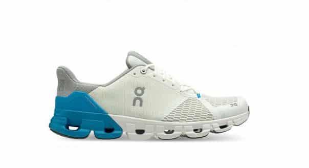 Version bleu et blanc de la CloudFlyer