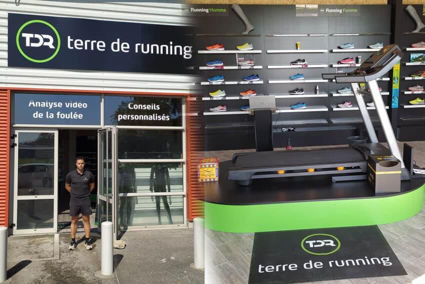 Nouveau magasin Terre de Running à Ambérieu-en-Bugey !